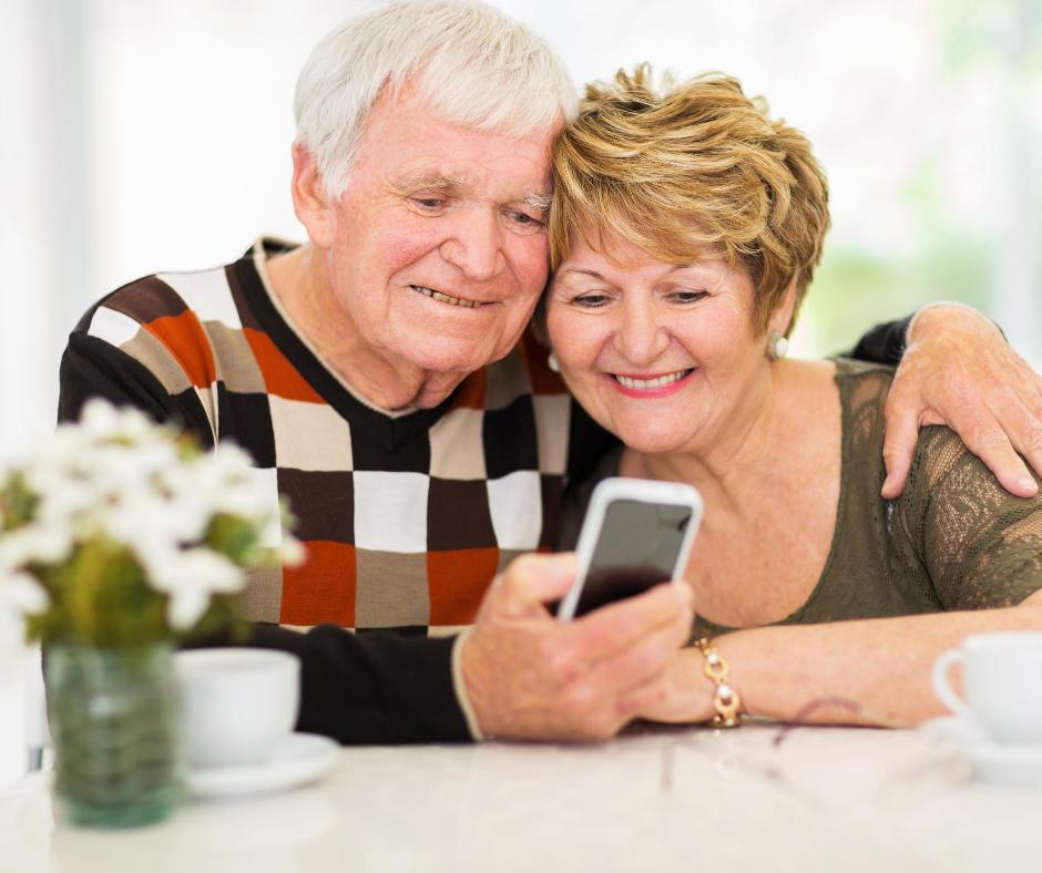 help seniors embrace technology