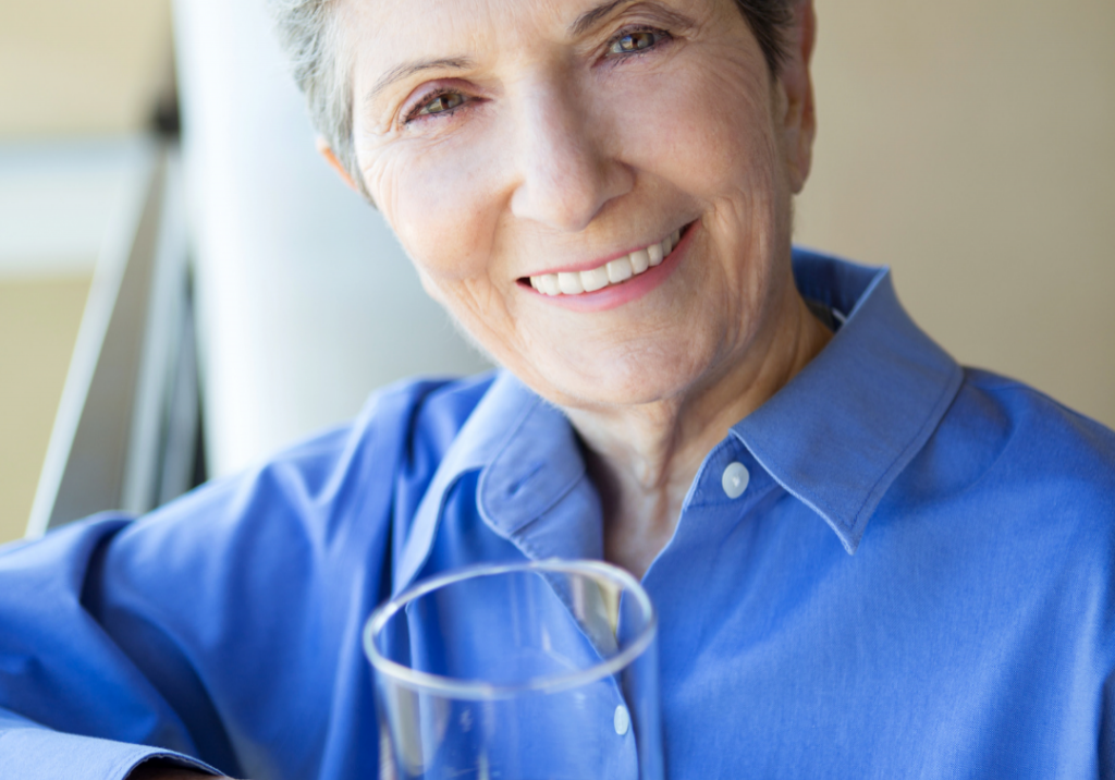 Eight Questions About Seniors and Dehydration(1)